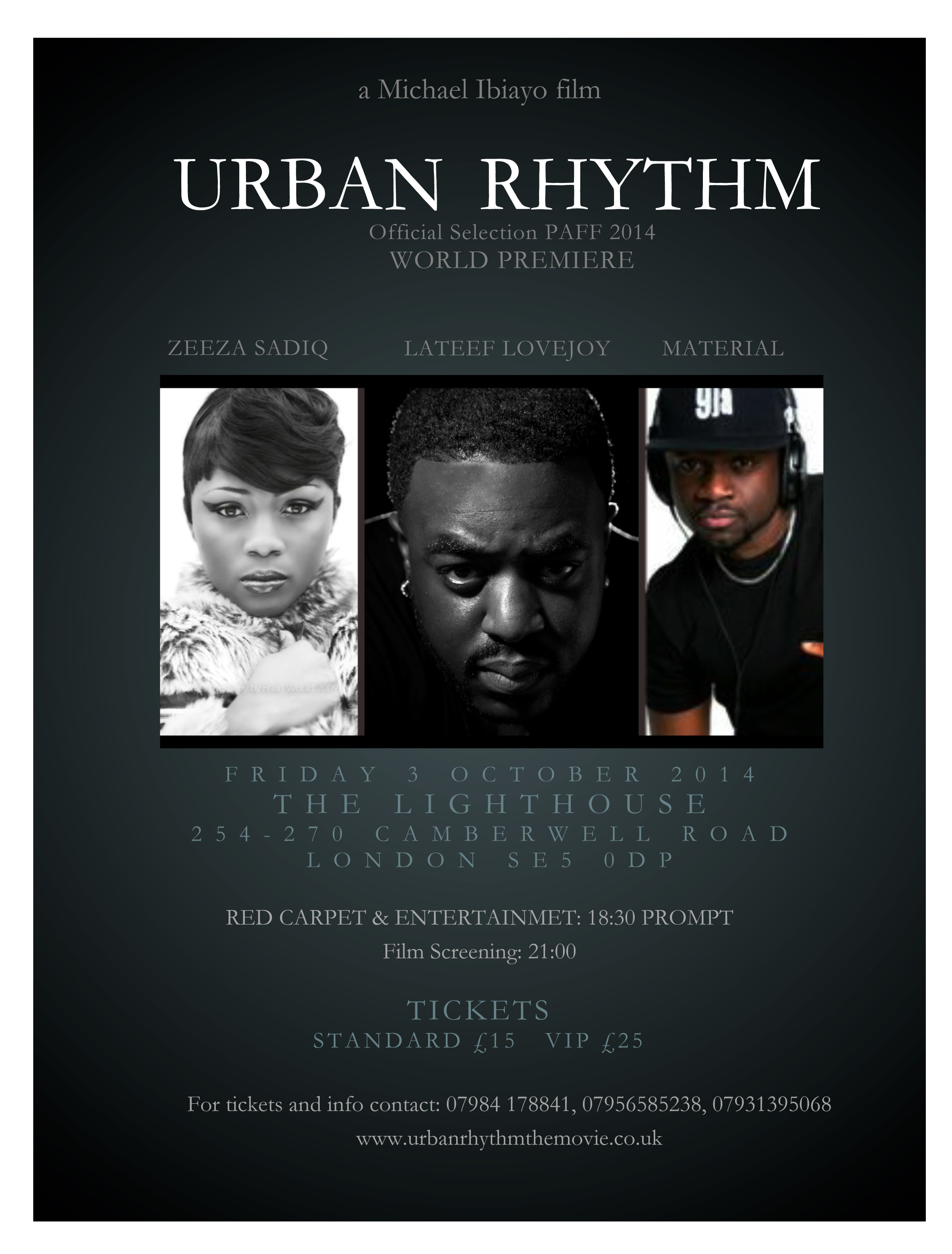 Poster design microsoft - Microsoft Word Urban Rhythm New Poster Design Docx