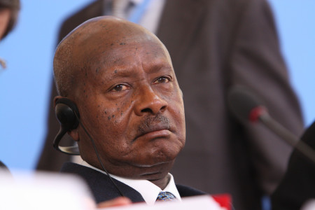 Yoweri Museveni has been president since January 1986, following the overthrow of Milton Obote