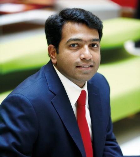 Ratheesan Yoganathan, Chairman & CEO of Lebara Mobile