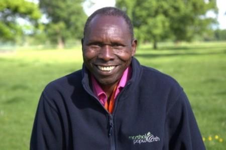 John Opio, Ugandan farmer
