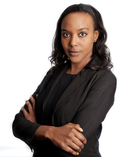 Funke Abimbola, Senior Lawyer, Leader and Diversity Campaigner, UK
