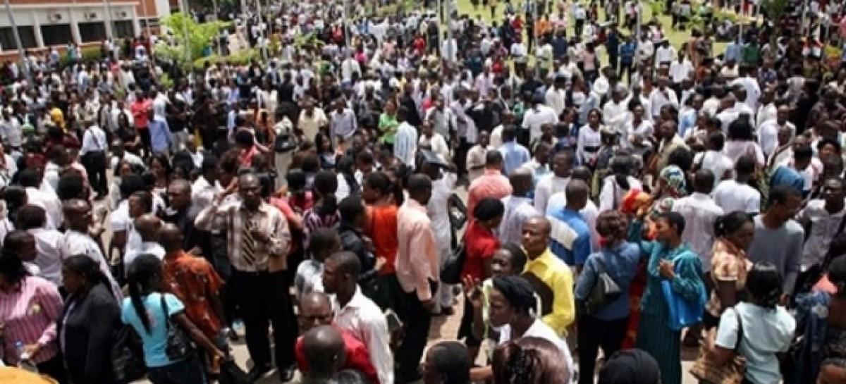 Image result for Unemployment in NIgeria